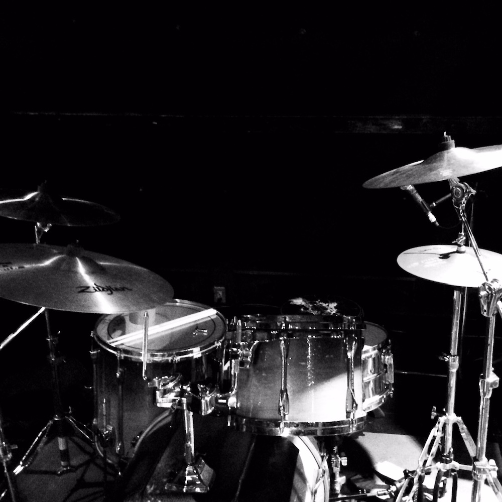 ドラムを叩くミニマリストのブログ