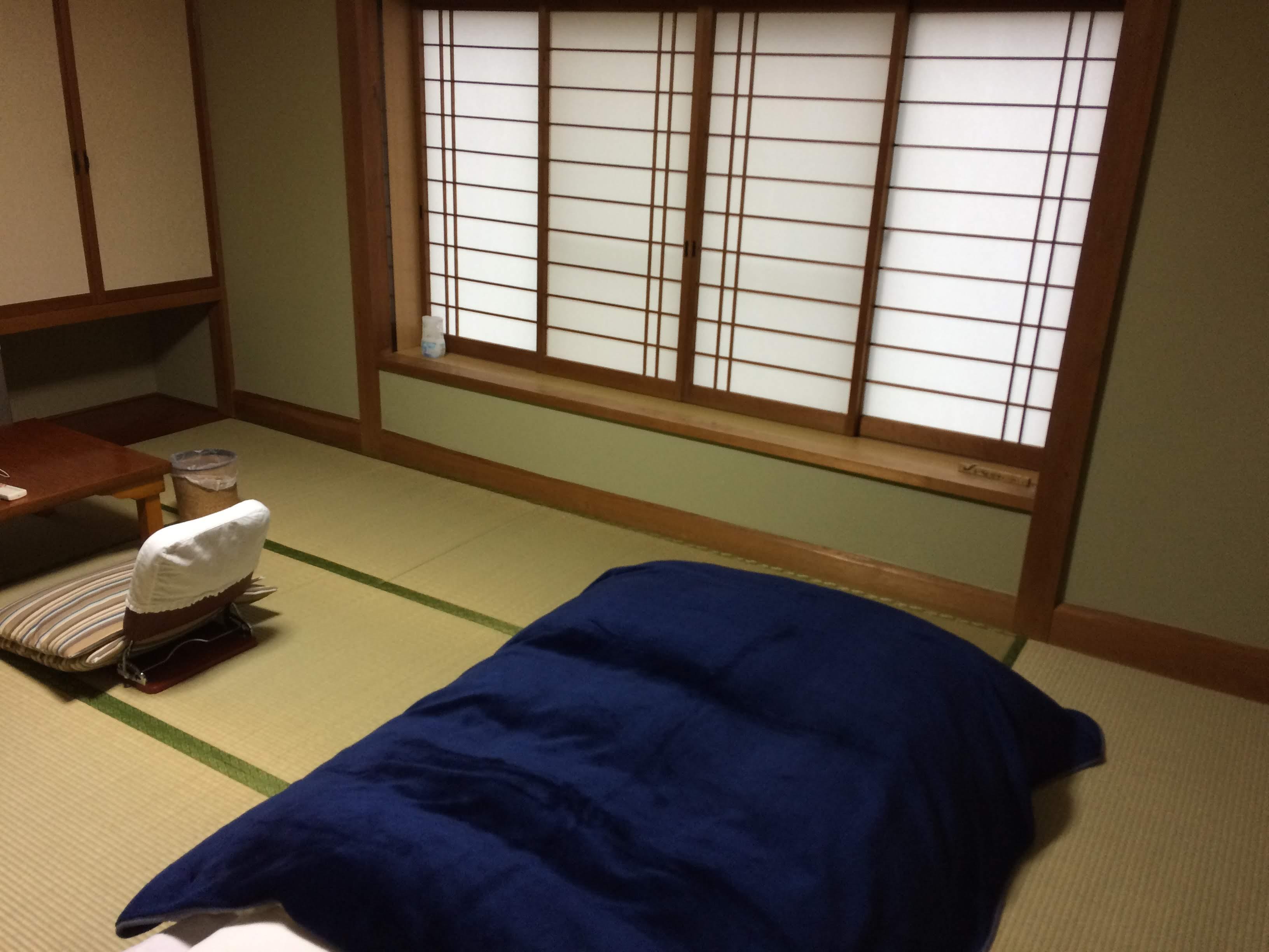 文覚荘の部屋