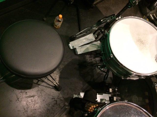 ドラム椅子