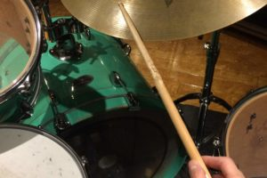 ドラムのシンバル