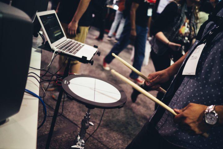 ドラムパッド